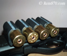 Remington 870 4-Round Side Saddle by TacStar