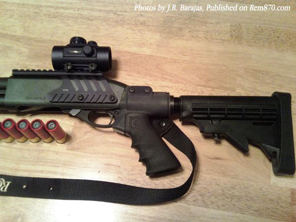 Mesa Tactical Stock