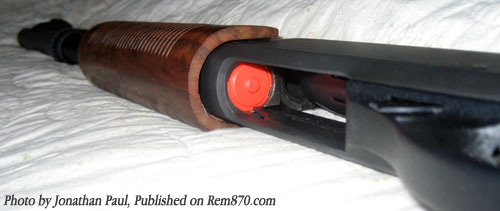 Remington 870 Shotgun Follower