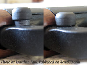 Remington 870 Shotgun Safety