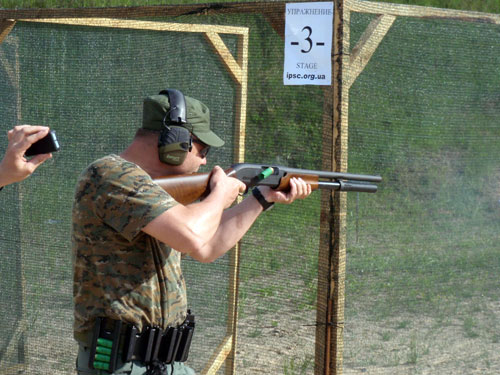 Kiev Spring Shotgun Competition