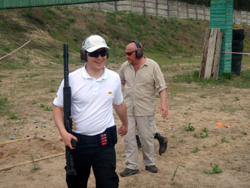 Kiev Spring Shotgun Competition