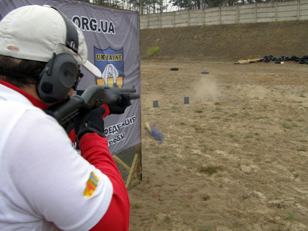 IPSC Shotgun Competition 2010