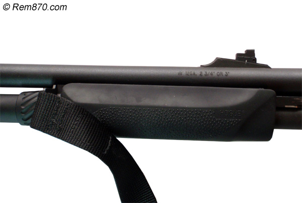 Hogue Overmolded Forend for Remington 870