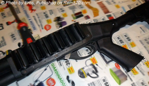 TacStar Shell Holder for Remington 870