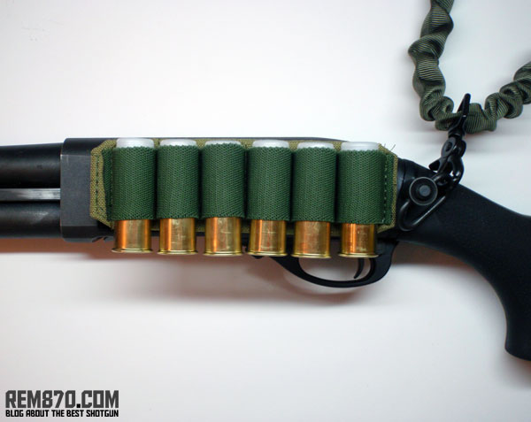 Detachable Shotshell Carrier
