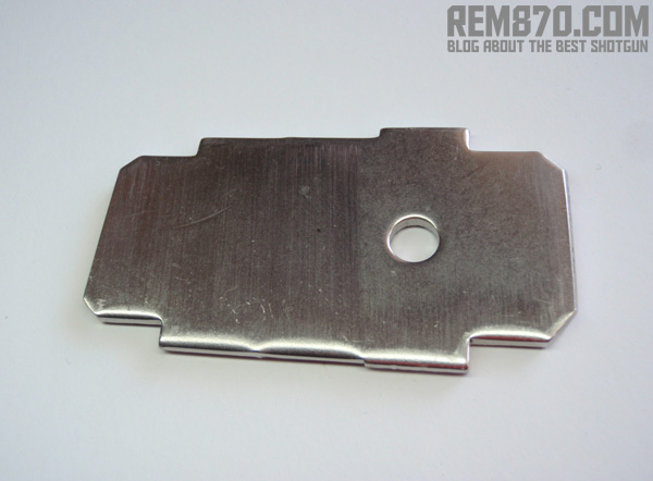 Remington 870 Forend Removal Tool