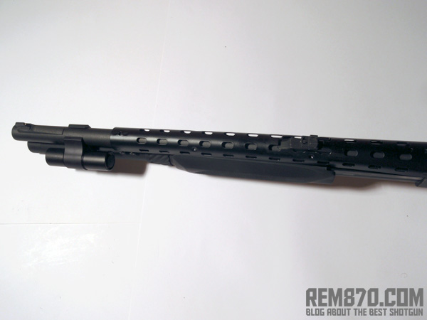 Remington 870 Heatshield