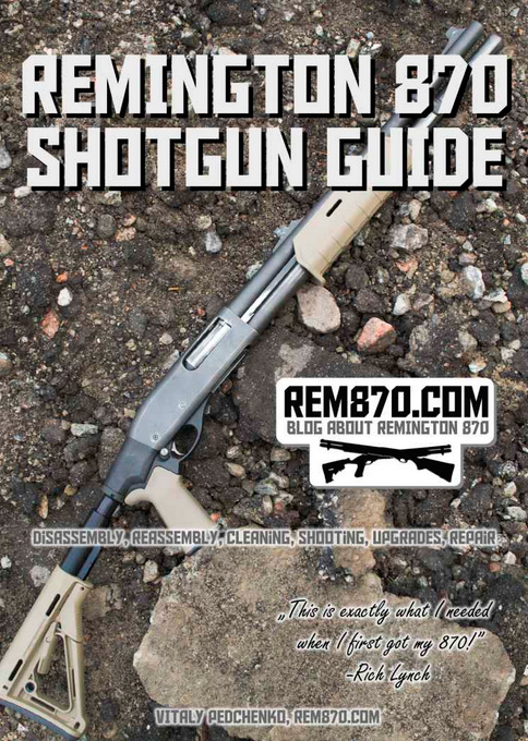 Remington 870 Guide - Final 1st Edition