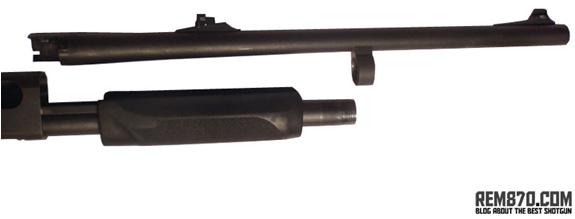 Remington 870 Disassembly