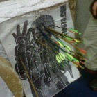 Free Printable Zombie Target