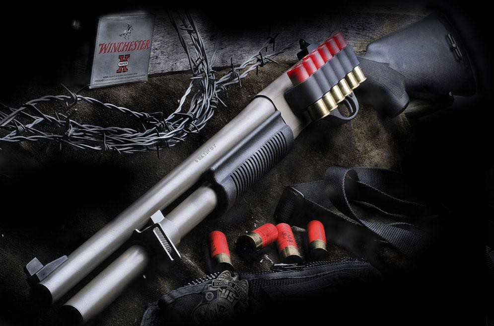 Wilson Combat Border Patrol Remington 870 Shotgun