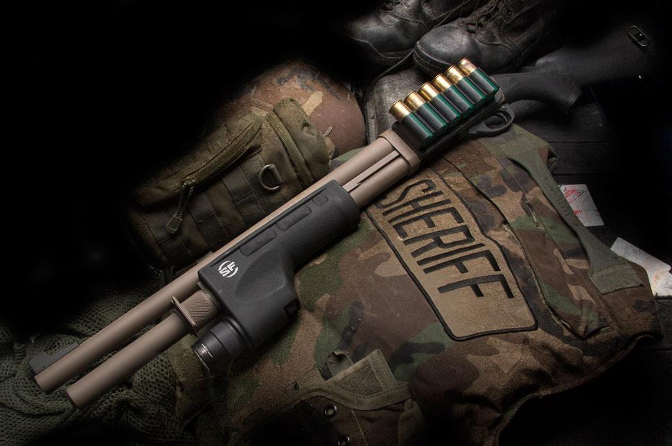 Wilson Combat Standard Remington 870 Shotgun