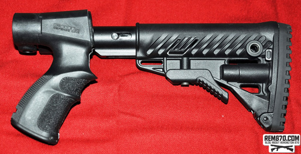 Fab Defense Stock , Remington 870