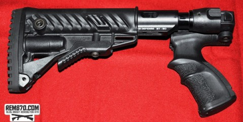Fab Defense Stock for Remington 870
