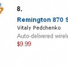 Remington 870 Shotgun Guide is #8 in Best Sellers in Sports Shooting