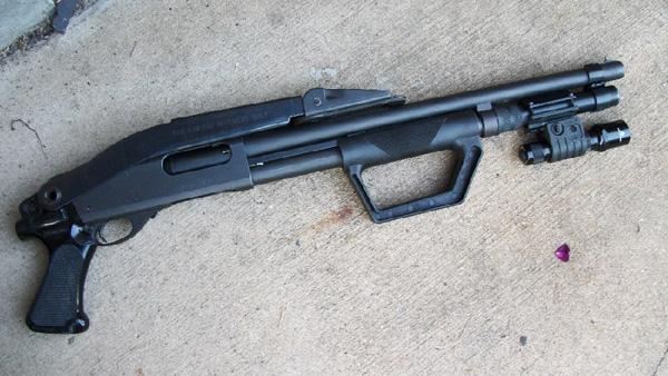 Remington 870 Folding Stock For Sale