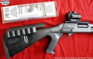 Mesa Tactical Urbino Stock for Remington 870