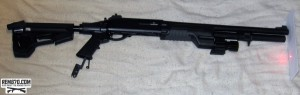 Wilson Combat Remington 870 with Flashlight/Laser