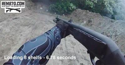Shotgun Shooting Drills - Loading Shotgun