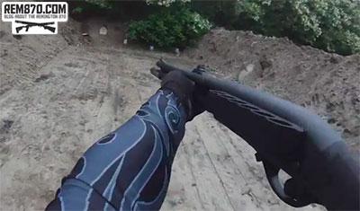 Shotgun Shooting Drills - Training First Shot
