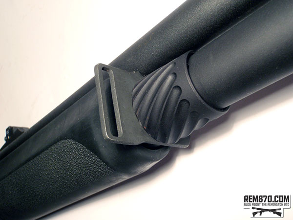 S&J Hardware, Remington 870 3 position front sling plate (on the right side)