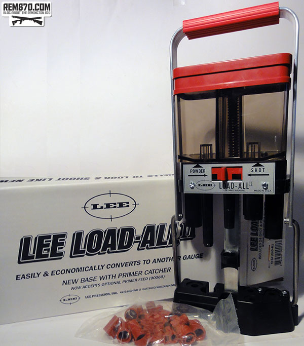Lee Precision Load All II Shotshell Reloader