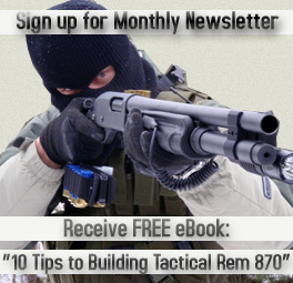 10 Tips to Building Tactical Remington 870 (Free eBook)