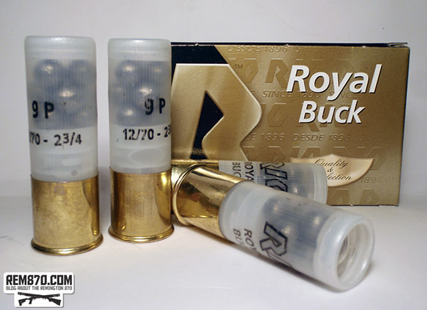 RIO Royal Buckshot