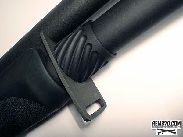 S&J Hardware Front Sling Plate, Handstop