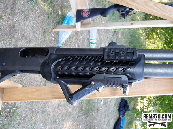 Command Arms Triple Rail Forend for Remington 870