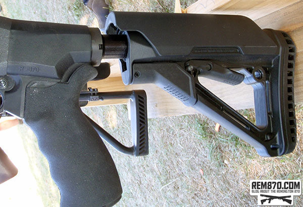 Magpul CTR Stock for Remington 870
