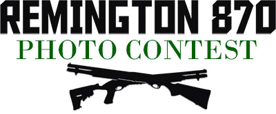 Remington 870 Photo Contest