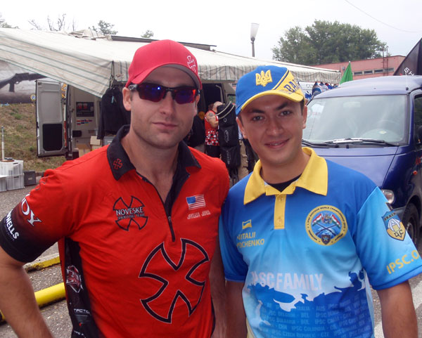 Jansen Jones (Noveske) and Vitaly Pedchenko