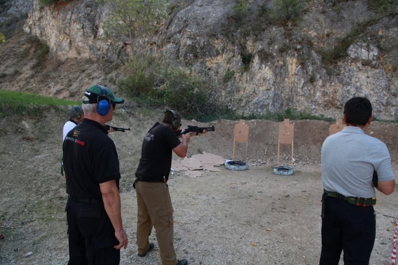 Shooting Benelli M4