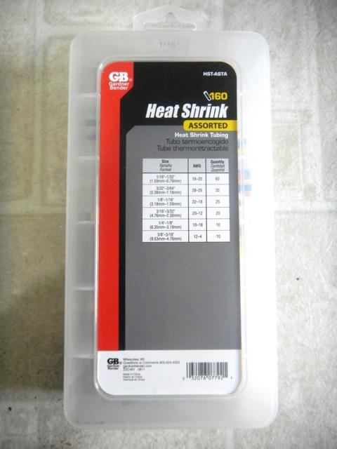 Heat Shrink Assorted