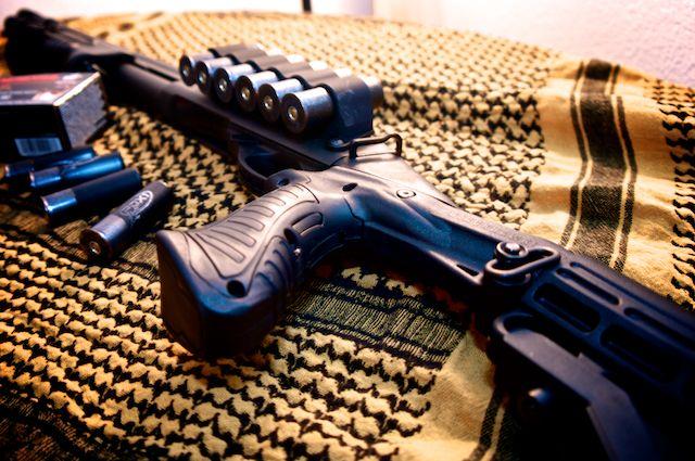 Blackhawk! Knoxx Recoil-Reducing Stock Gen II for Remington 870