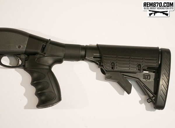 Remington 870 ATI Talon Stock