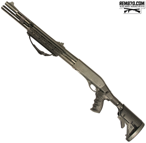 ATI (Advanced Technology) Upgrades and Accessories for Remington 870