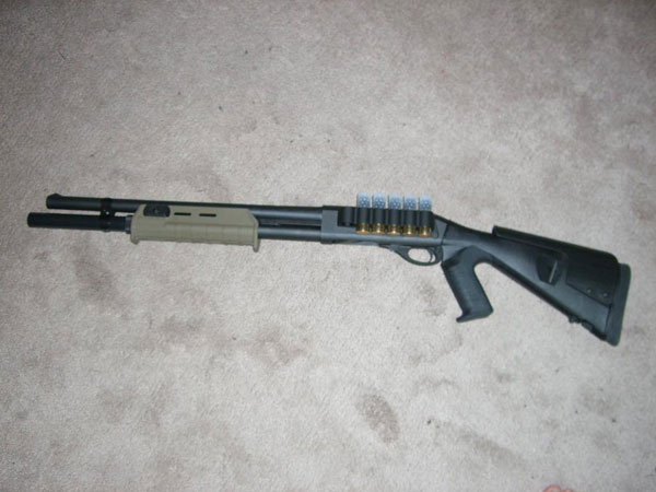 Remington 870 Shorter Barrel