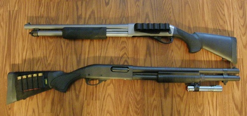 Simple Remington 870 Setup