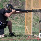 Shotgun Competition, Low Port, Kneeling