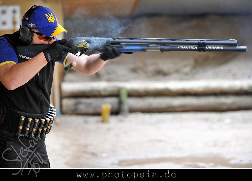 Vitaly Pedchenko on Bavarian Shotgun Cup