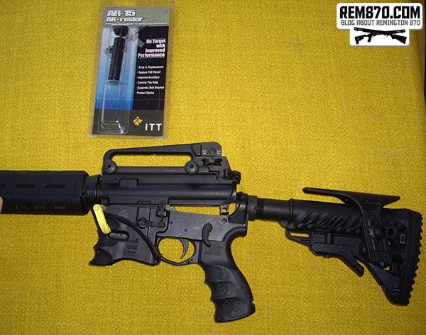 AR-15 Enidine AR-Restor Installation