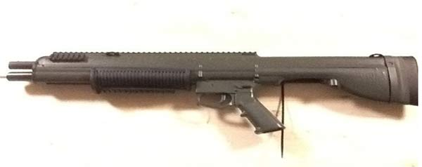 Remington 870 Bullpup Conversion