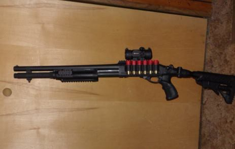 Remington 870 - Tactical Setup