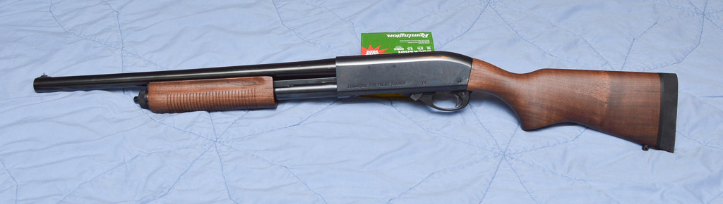 Remington 870 Police