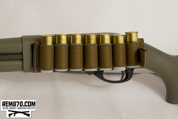 S&J Hardware Detachable Shotshell Carrier