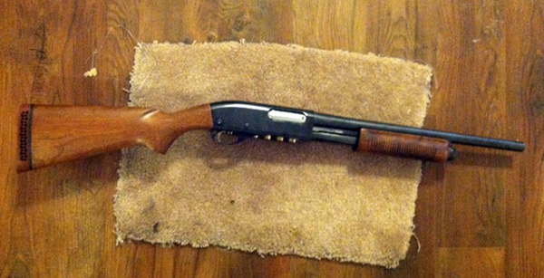 Texas Alcoholic Beverage Commission Remington 870 Wingmaster