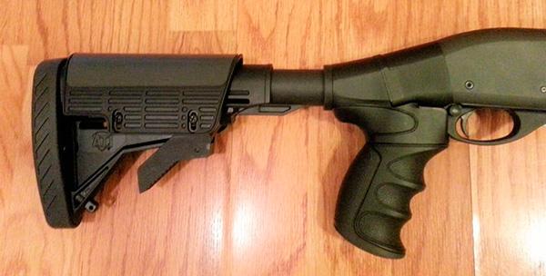 ATI ( Advanced Technology International ) Talon Tactical Adjustable Shotgun Stock for the Remington 870 12 GA